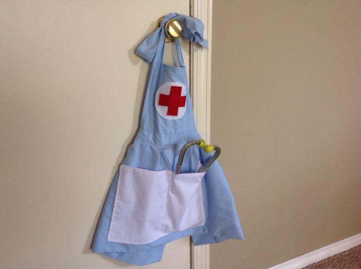 Nurse dress up apron....https://www.etsy.com/ca/shop/WobblyNeedle?ref=search_shop_redirect