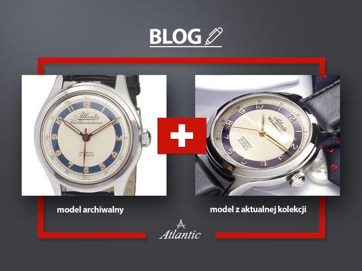 Worldmaster The Original i jego pierwowzór Varldsmastarur. Przeczytajcie na naszym blogu jak marka zmieniała się na przestrzeni lat 30-60.  Na zdjęciu zegarek z lini Worldmaster The Original. Nr ref. 53754.41.93R