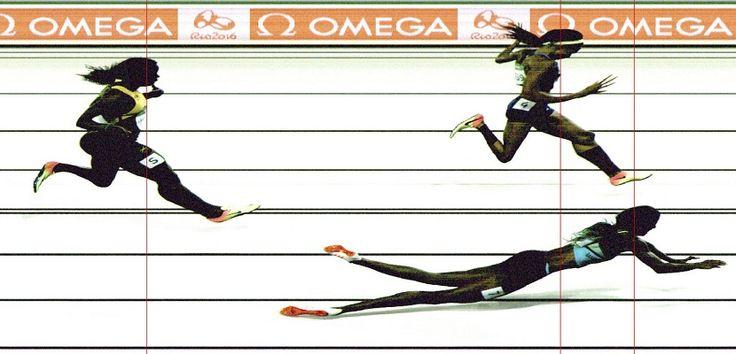 Shaunae Miller gana el oro en los 400 metros lisos tirándose en plancha - http://www.juegosyolimpicos.com/shaunae-miller-gana-el-oro-en-los-400-metros-lisos-tirandose-en-plancha/
