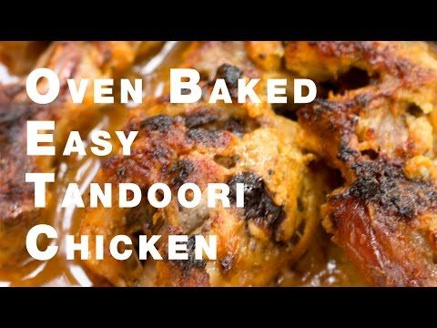 16 best food videos how to recipe clips images on pinterest oven baked tandoori chicken recipe how to make easy tandoori chicken with marinade video forumfinder Choice Image
