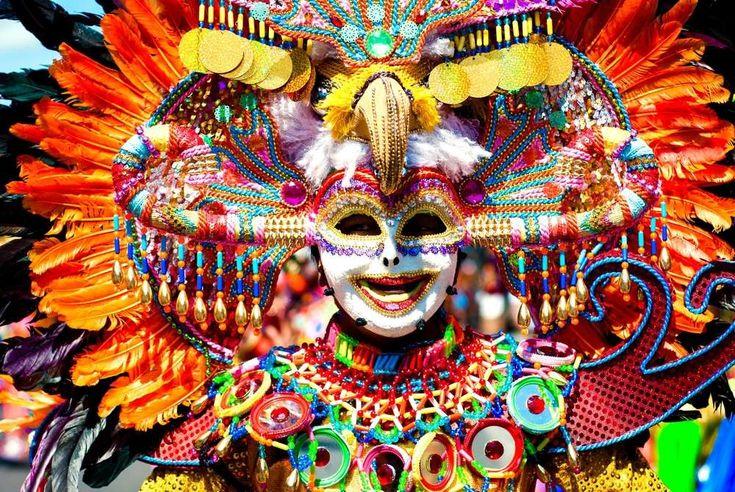 Masskara Festival, Bacolod City, Philippines https://www.holidayfactors.com/philippines/