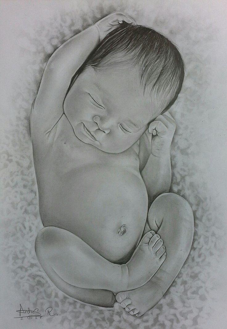 Bebe dibujo