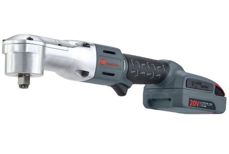 "Ingersoll Rand W5350-K12 1/2"" Cordless Right Angle Impact Tool, 20 Volt"