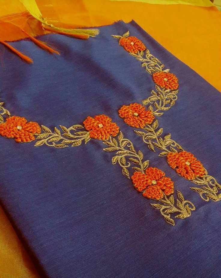 Images about embroidery neck patterns on pinterest