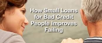 Loans for people with bad credit are provided by professional credit lenders in the UK on best possible low rates of interest and easy repayment terms. You can compare and research the best deal on these bad credit loans at here: http://www.loan-bank.uk/bad-credit-loans.html