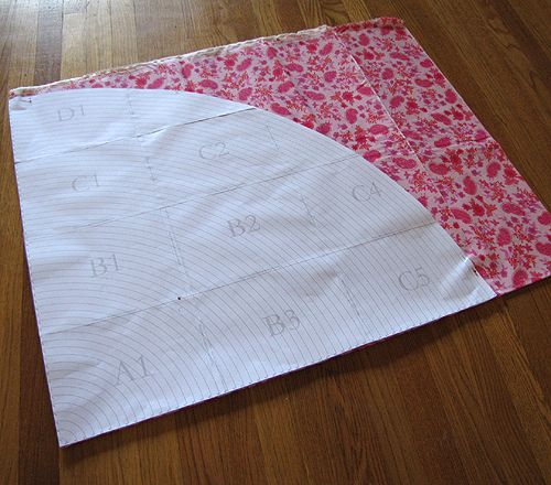Downloadable circle pattern...make any size circle!Perfect Circles, Circles Pattern, Free Pattern, Circle Skirts, Tree Skirts, Printables Circles, Trees Skirts, Circles Skirts, Circles Templates