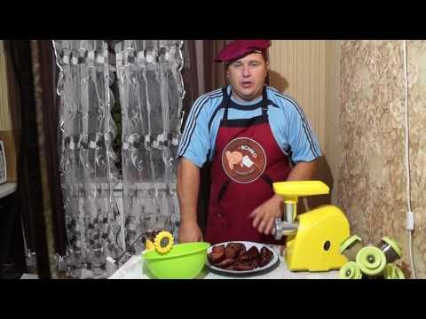 колбаса из свиной шкуры - YouTube