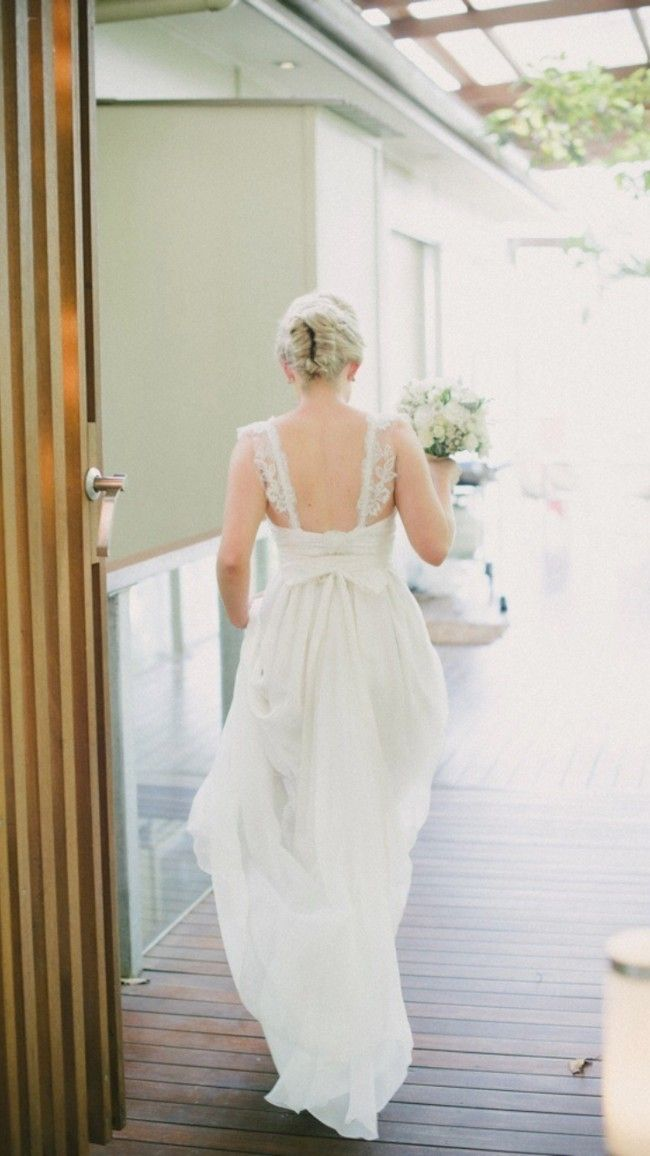 Anna Campbell Ashantha Size 8 PreOwned Wedding Dress | Still White Australia