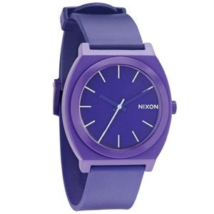 Nixon Time Teller Plastic Watch