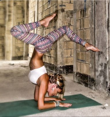 #yoga Want a young, beautiful, strong, and sexy yoga body like this? Go here now... http://CleansingAsALifestyle.com