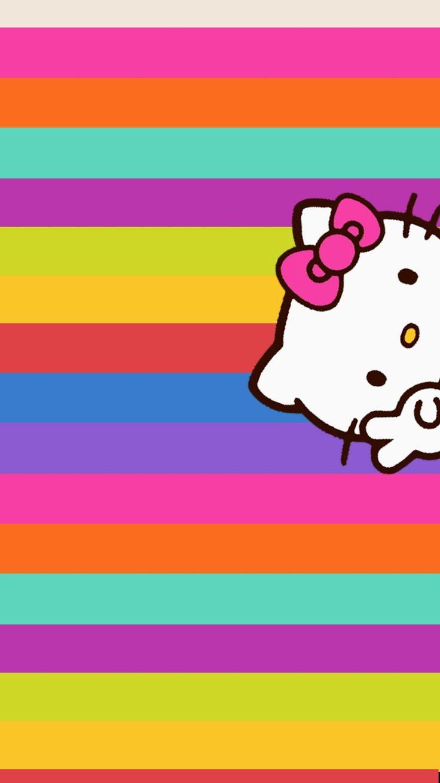 Wallpaper iphone keroppi - Hello Kitty Wallpaper Phone Wallpapers Chevron Walls Nails Love Funds Adhesive