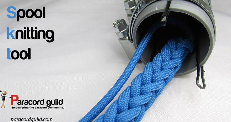 How to make a spool knitting tool.