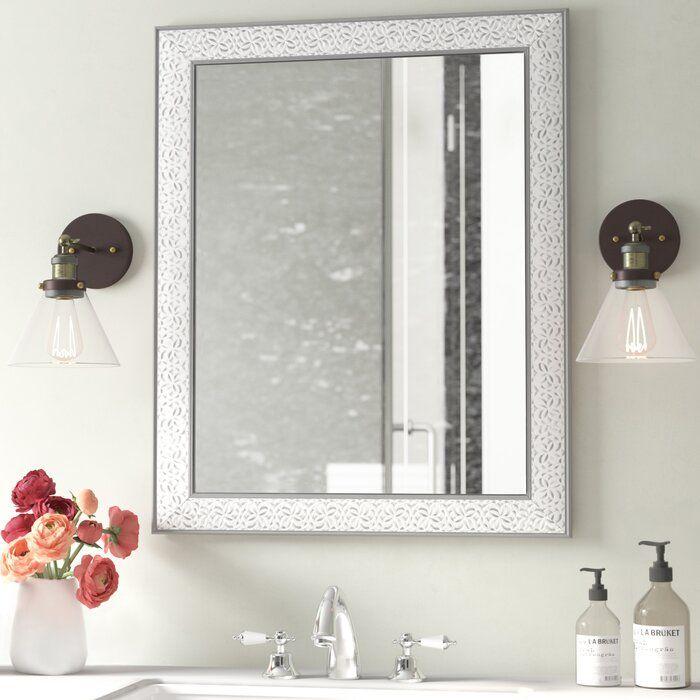 Encanto Modern Contemporary Beveled Bathroom Vanity Mirror Modern Bathroom Mirrors Bathroom Vanity Mirror Bathroom Mirror