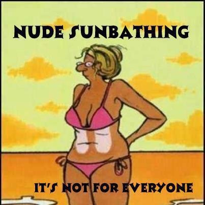 HAHA!: Giggle, Nude Sunbathing, Quote, Funny Stuff, Humor, Funnies, Things, Funnystuff