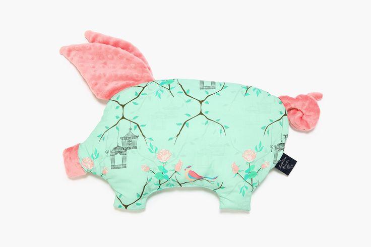 Sleepy Pig - Maggie Rose Mint