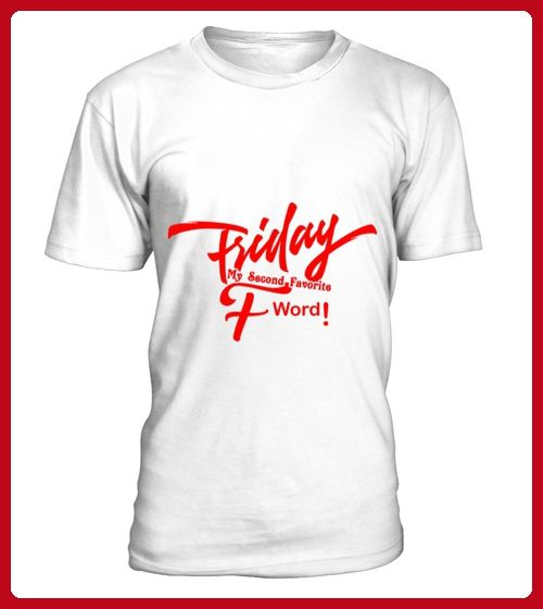 FRIDAY SECOND F WORD rot - Wild shirts (*Partner-Link)