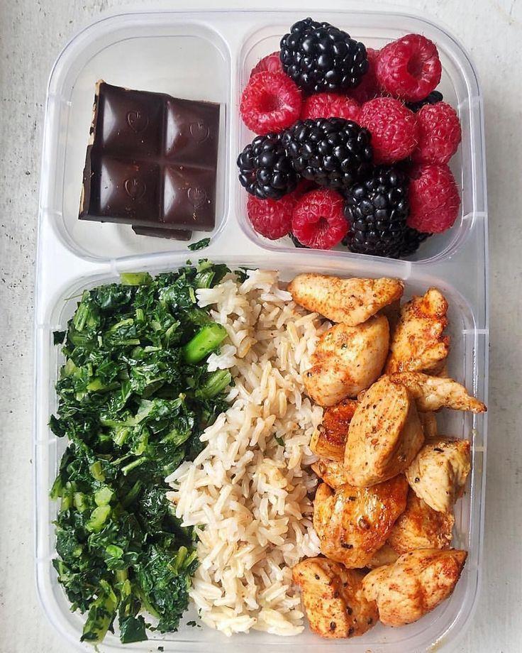 Идеальные завтраки обеды и ужины для похудения