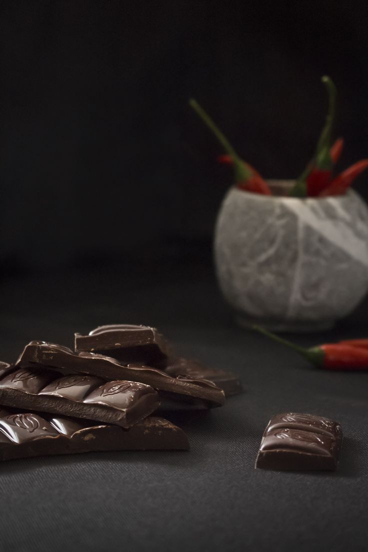 Chilli Chocolate Cake with Seasalt | HNST.LY for @soffamag