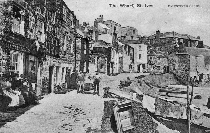 The Wharf,St.Ives