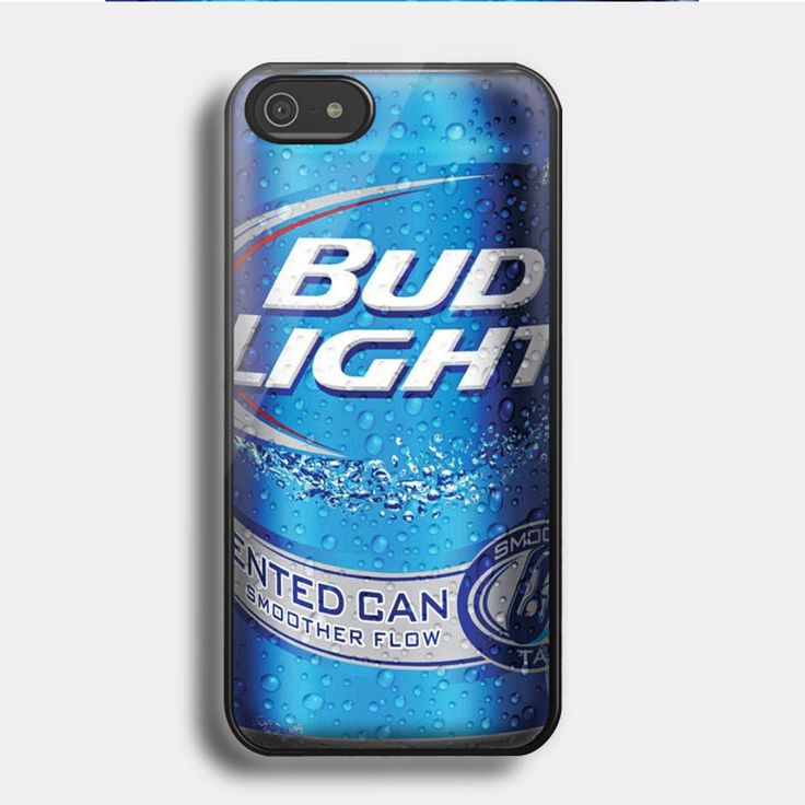 Bud Light Vented Can for iPhone & Samsung Case