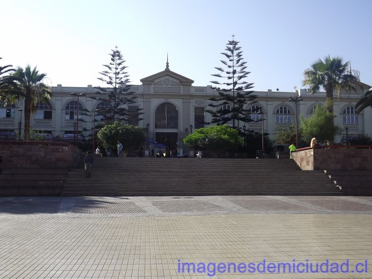 Mercado Central #Antofagasta