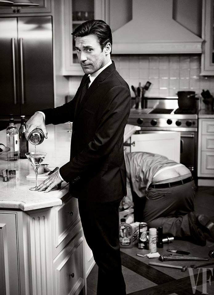 John Hamm, Actor.