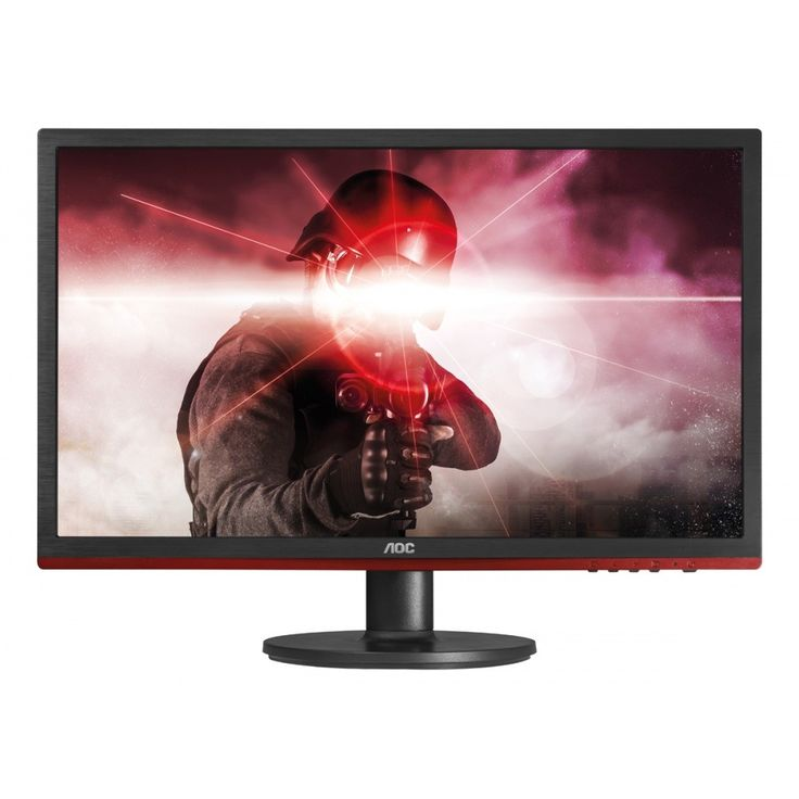 AOC 24'' G2460VQ6  LED HDMI DP 1ms Czarny
