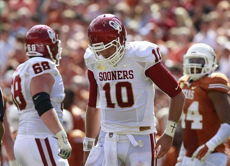 Sooners Drop to 18th after Loss to Longhorns #Sooners ... Bragging rights Texas