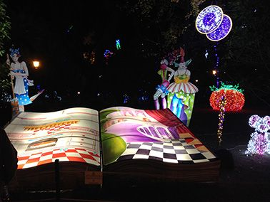 Luci d'artista e le magie del Natale a Salerno. Uno spettacolo da non perdere