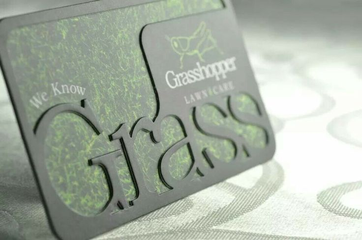 20 best unique business cards images on pinterest unique business silkcards custom die cut business card with rounded corners green foil and green colored edges reheart Gallery