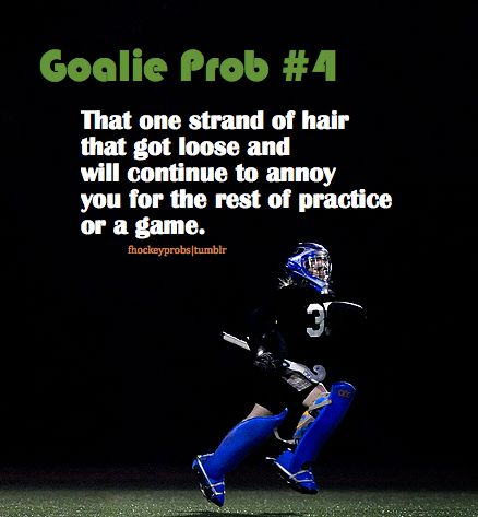 field hockey goalie quotes - Google Search