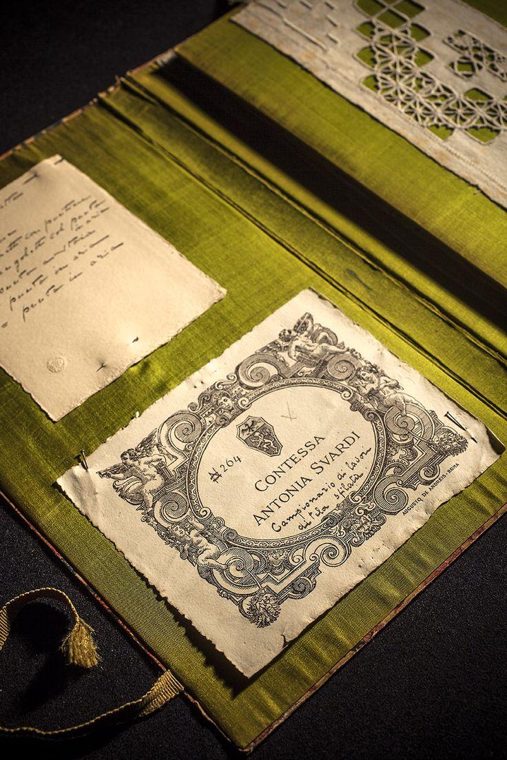 Quaderno di cassa della scuola, Bergamo 1904-1930. School accounting book, Bergamo 1904-1930. Ph. @leonardosalvini
