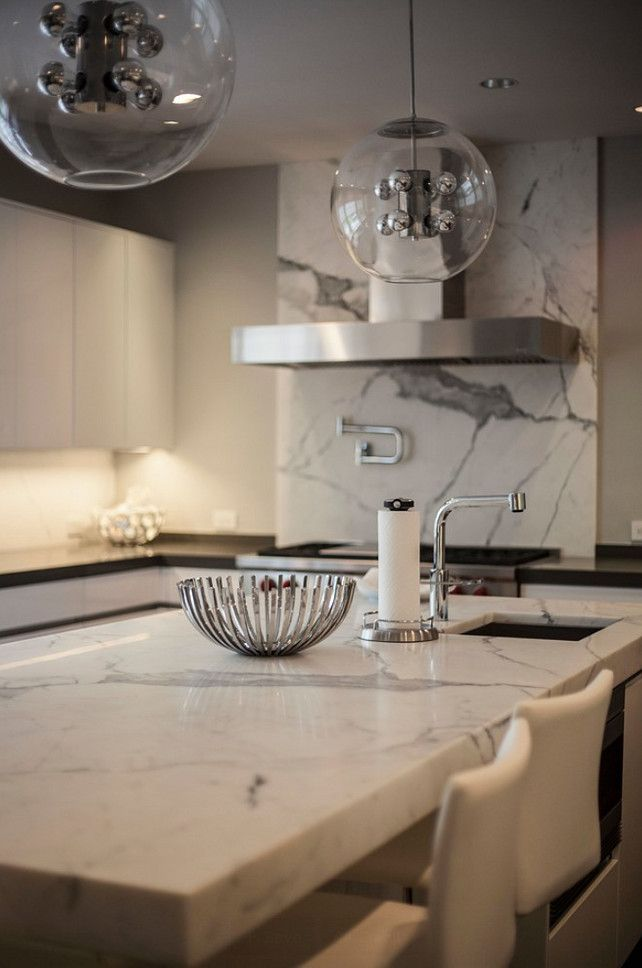 Kitchen. Contemporary Kitchen Design. Warm contemporary kitchen ideas. Designed by John Johnstone Kitchen & Bath Designers..