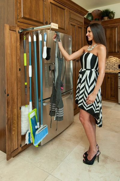 25 Best Ideas About Vacuum Cleaner Storage On Pinterest
