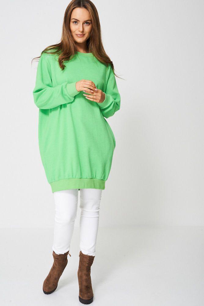 OVERSIZED JUMPER DRESS #Unbranded