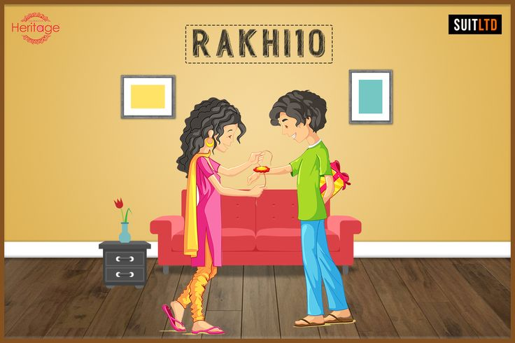 Despite the everyday fights and pranks, who else feels as though their life is incomplete without their partner in crime?  This Rakshabandhan, join Deepkala Silk Heritage & SUITLTD in the celebrations to give each other a memorable gift. Use the coupon code RAKHI10 to get 10% off  #DeepkalaSilkHeritage #Discount #ShopTillYouDrop #SiblingSeason  #rakhi #celebration