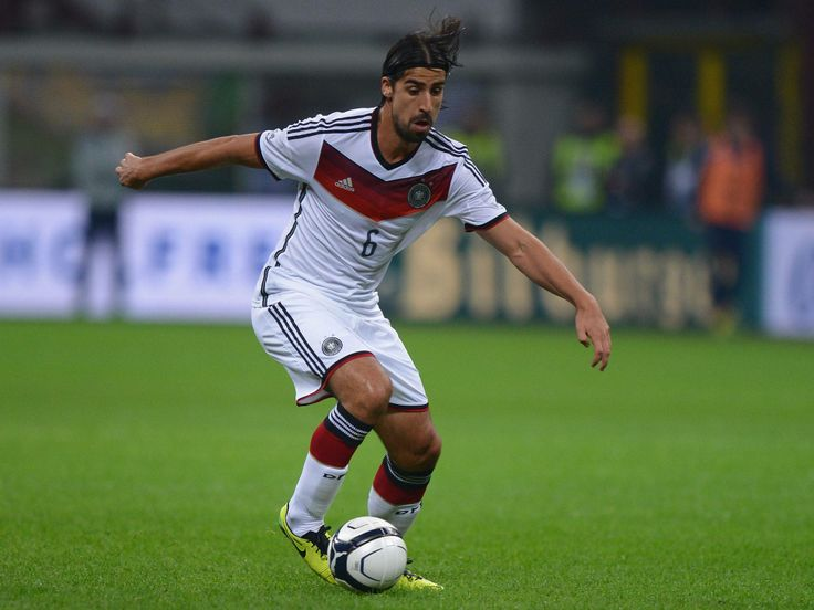 Full name: Sami Khedira  Date of birth:b4 April 1987 (age 27) Place of birth: Stuttgart, West Germany Height: 1.89 m Playing position: Midfielder