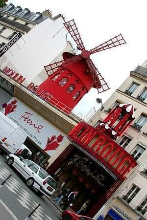 Paris, Moulin Rouge, photo: Ferenc Bakos