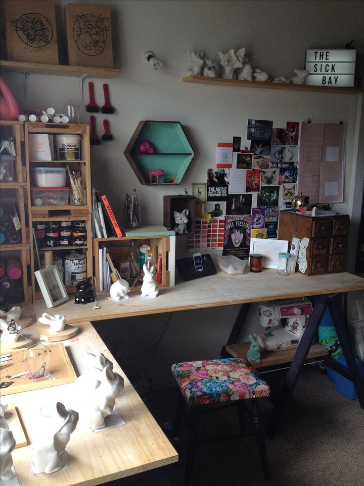 Studio from April 2015