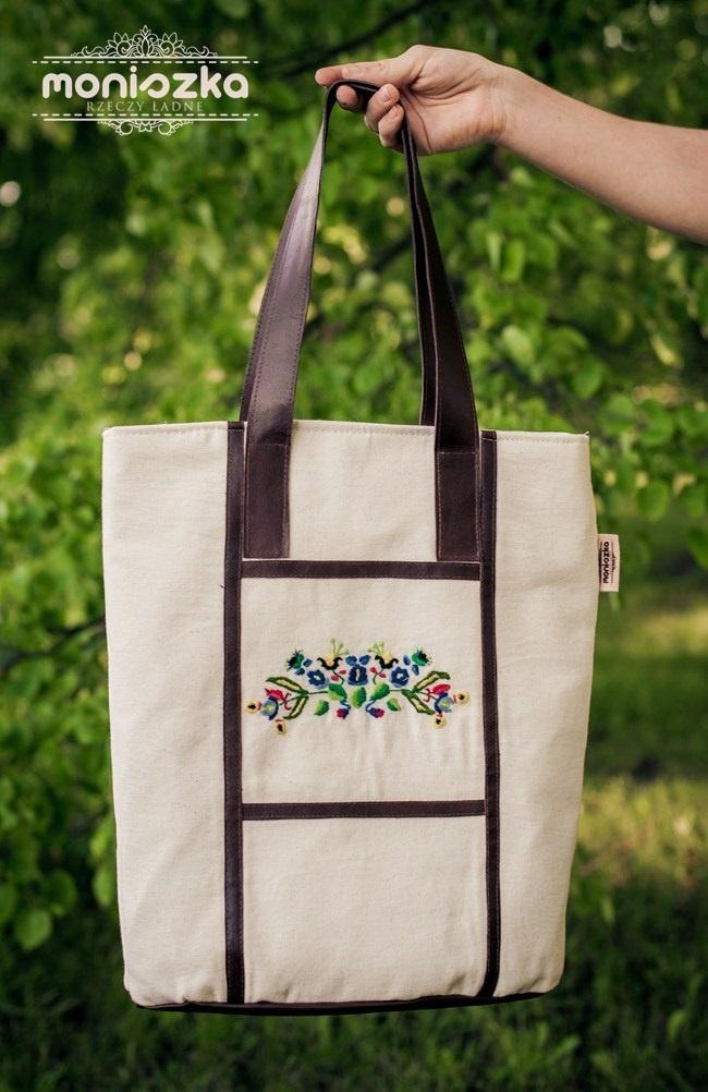 FlowerGarden bag by Moniszka