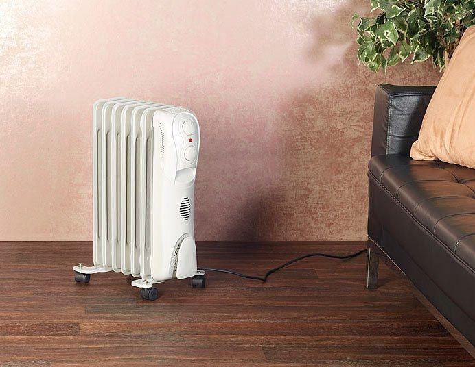 Ces radiateurs à bain d'huile sont faciles à amener dans les pièces où un chauffage d'appoint est nécessaire, pour vous chauffer tout au long de la journée.