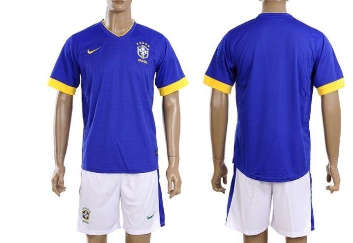 http://www.hotlistsports.com/. Brazil Away Soccer Jersey