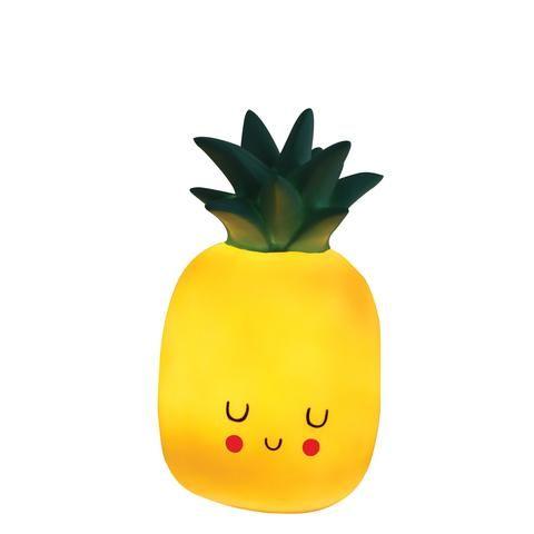 LED Kawaii Pineapple Light