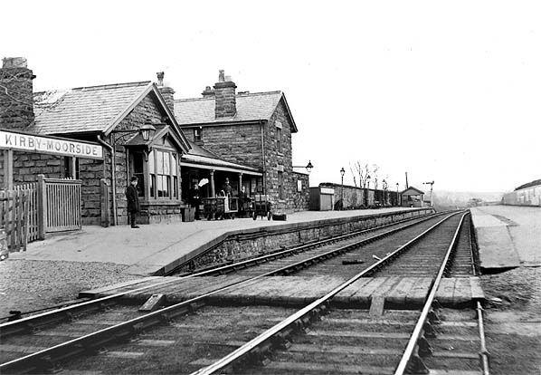 Disused Stations: Kirbymoorside Station