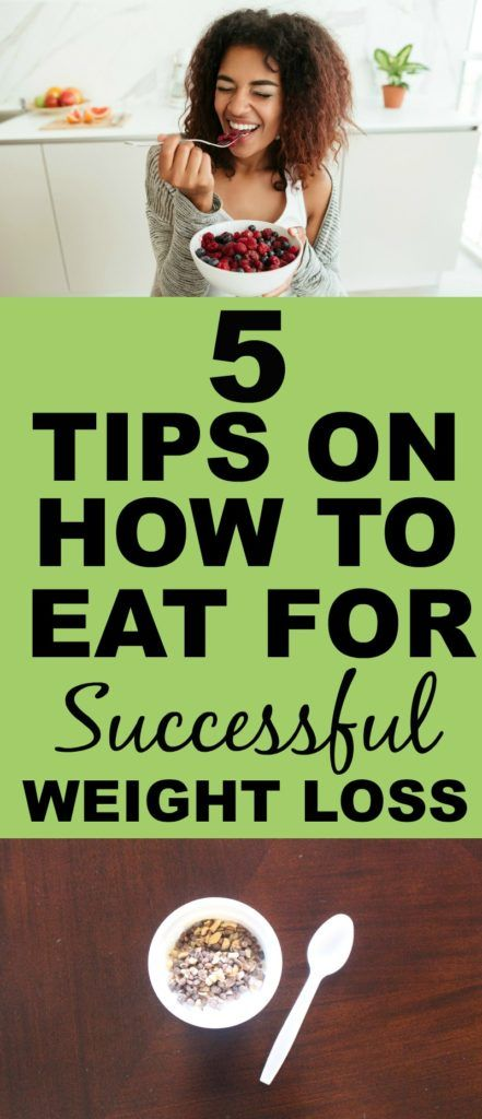 Femme Fitale Fit Club ® Blog5 Tips On How To Eat For Successful Weight Loss - Femme Fitale Fit Club ® Blog