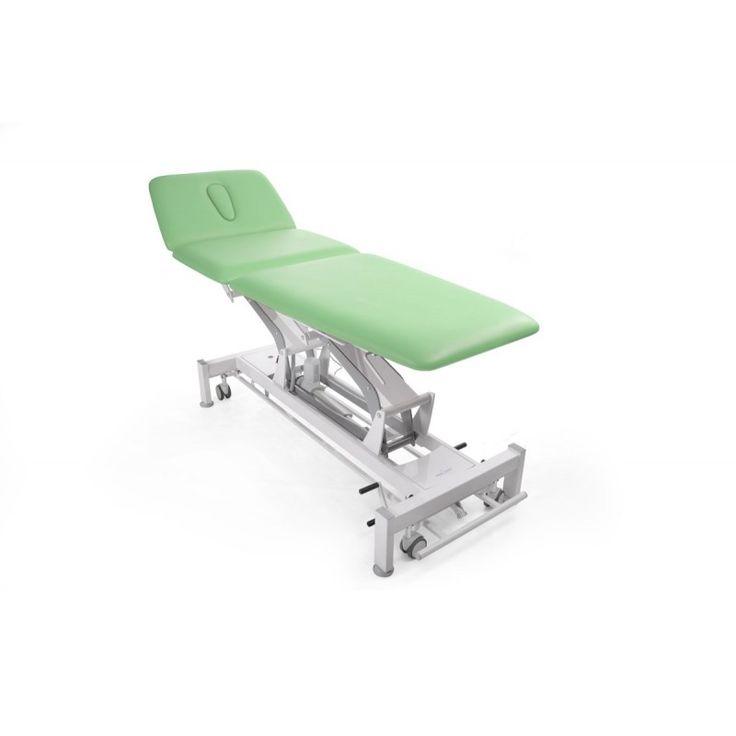M-S3.F4 Terapeuta - Stół do masażu i rehabilitacji - trzysekcyjny
