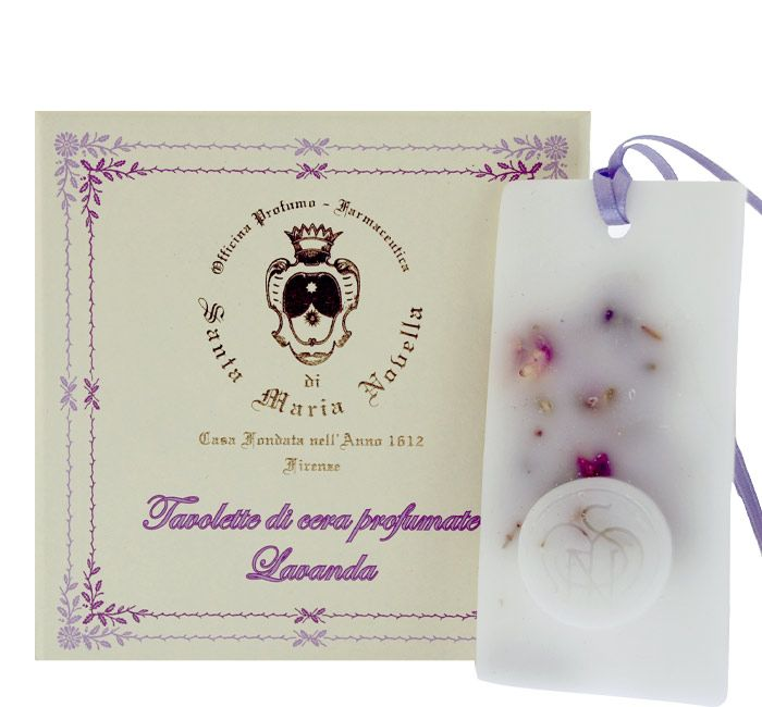 Santa Maria Novella - Lavender Wax Tablets at Aedes.com