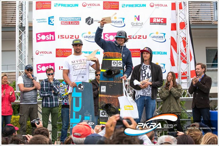 Congratulations to Switch Pro Rider Marc Jacobs on fighting back in the Doubles to take out 2nd place in the PKRA World Tour in Mondial Du Vent - France.  Men  1st Christophe Tack 2nd Marc Jacobs  3rd Aaron Hadlow  Women 1st Karolina Winkowska 2nd Gisela Pulido 3rd Manuela Jungo  Congratulations to all the riders!  Photo Credit: Toby Bromwich (PKRA)   #kiteboarding   #pkraworldtour   #prkafrance   #pkra2014   #switchkites
