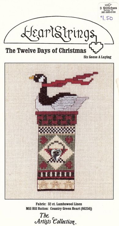 ~ Geese a Laying ~ Finished....