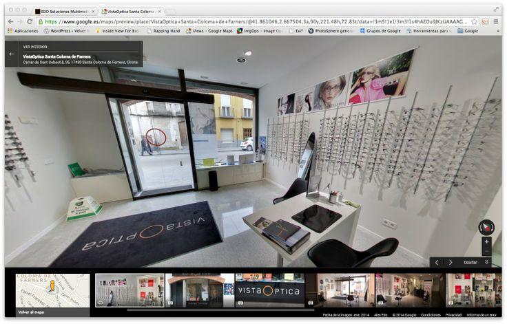 EDO Soluciones Multimedia VistaOptica Santa Coloma de Farners - EDO Soluciones Multimedia